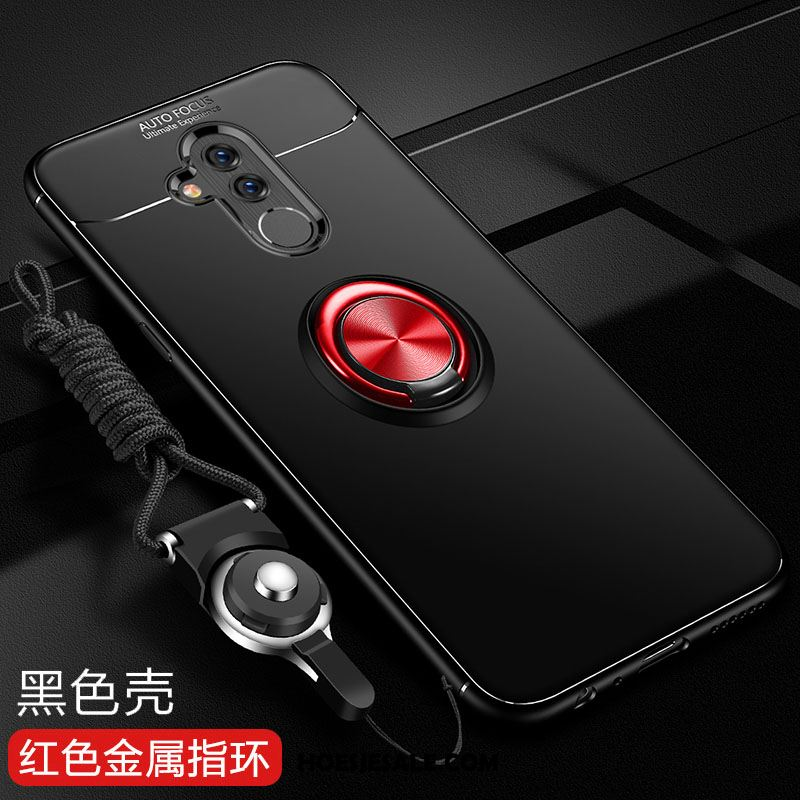 Huawei Mate 20 Lite Hoesje Zoet Opknoping Nek Mobiele Telefoon Skärmskydd Mode Winkel