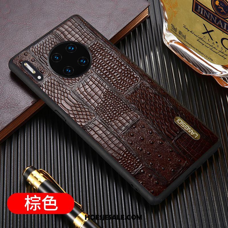 Huawei Mate 30 Pro Hoesje Luxe Hoes Anti-fall Bescherming Bedrijf Online