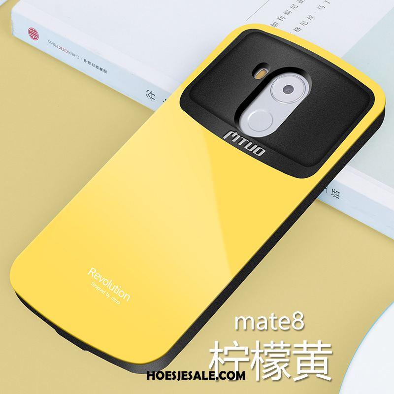 Huawei Mate 8 Hoesje Schrobben Bescherming Siliconen Helder Mobiele Telefoon Kopen