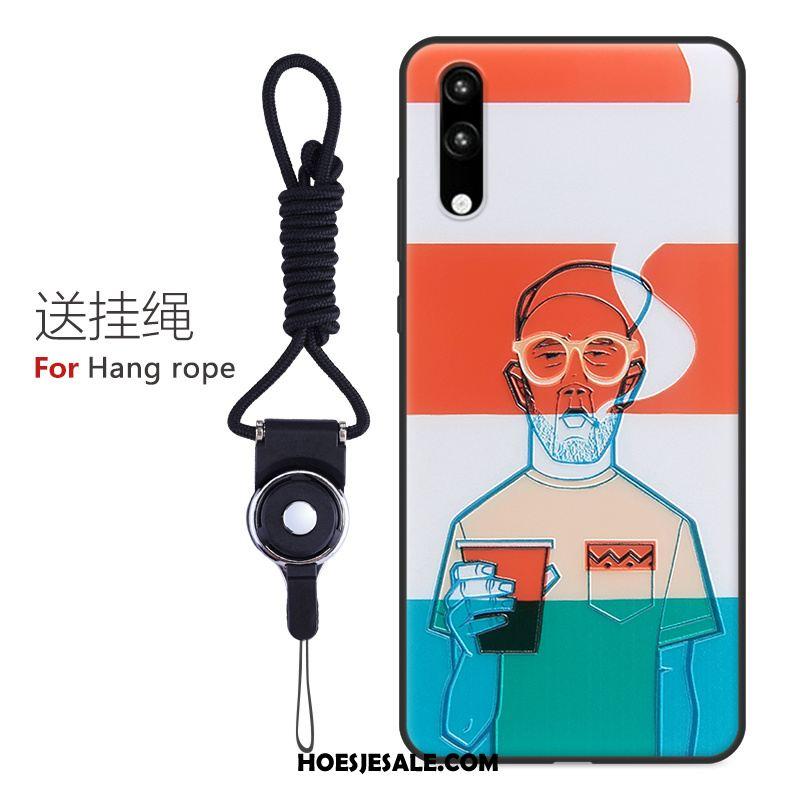 Huawei P20 Hoesje Bescherming Groen High End All Inclusive Spotprent Sale