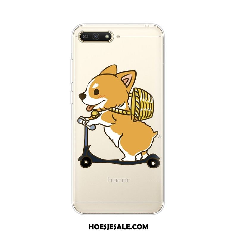 Huawei Y6 2018 Hoesje Bescherming Zacht Hoes Anti-fall Pas Online