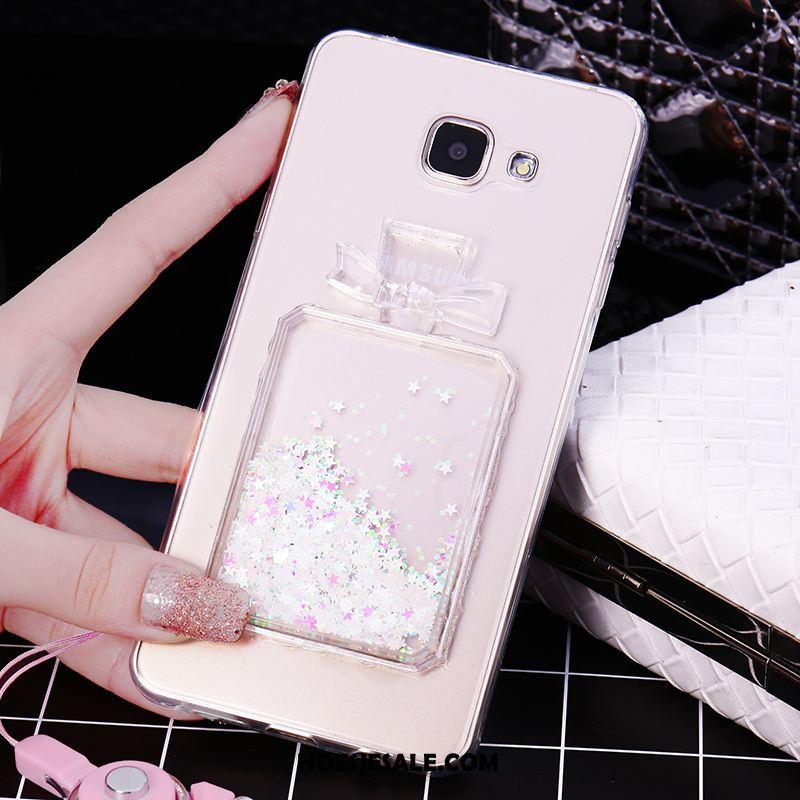 Samsung Galaxy A5 2017 Hoesje Ster Hanger Persoonlijk Mobiele Telefoon Purper Korting