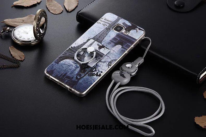 Samsung Galaxy A5 2017 Hoesje Zacht Mobiele Telefoon Spotprent Hoes Bescherming Goedkoop