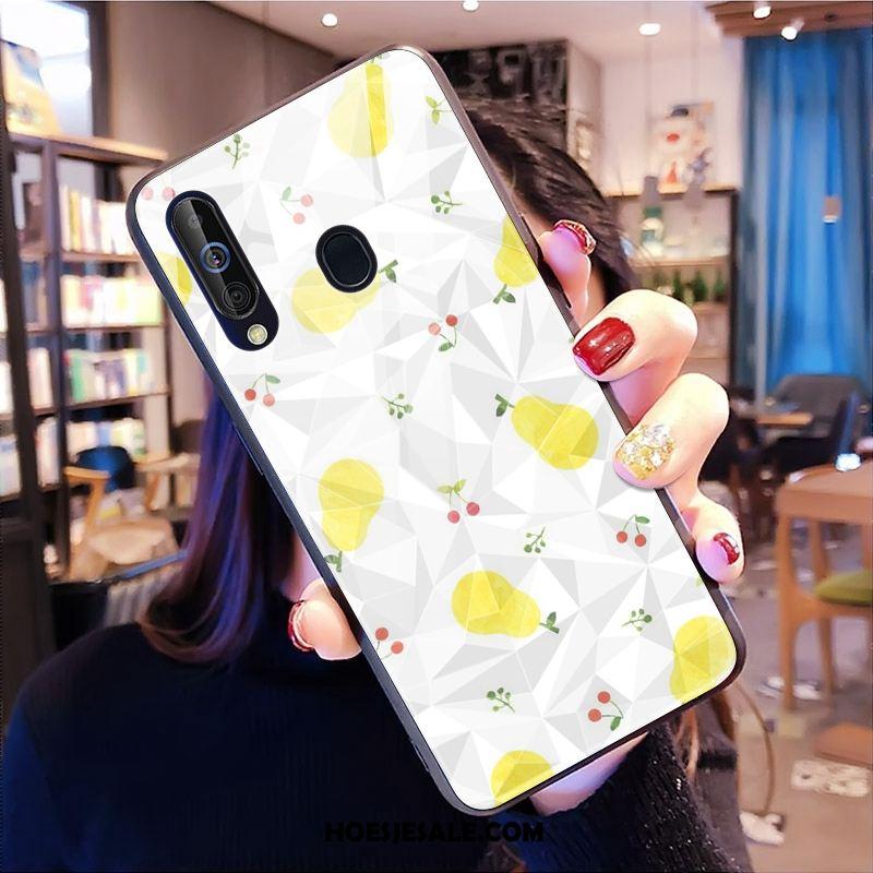 Samsung Galaxy A60 Hoesje Mini Mobiele Telefoon Hoes Geel Vers Sale