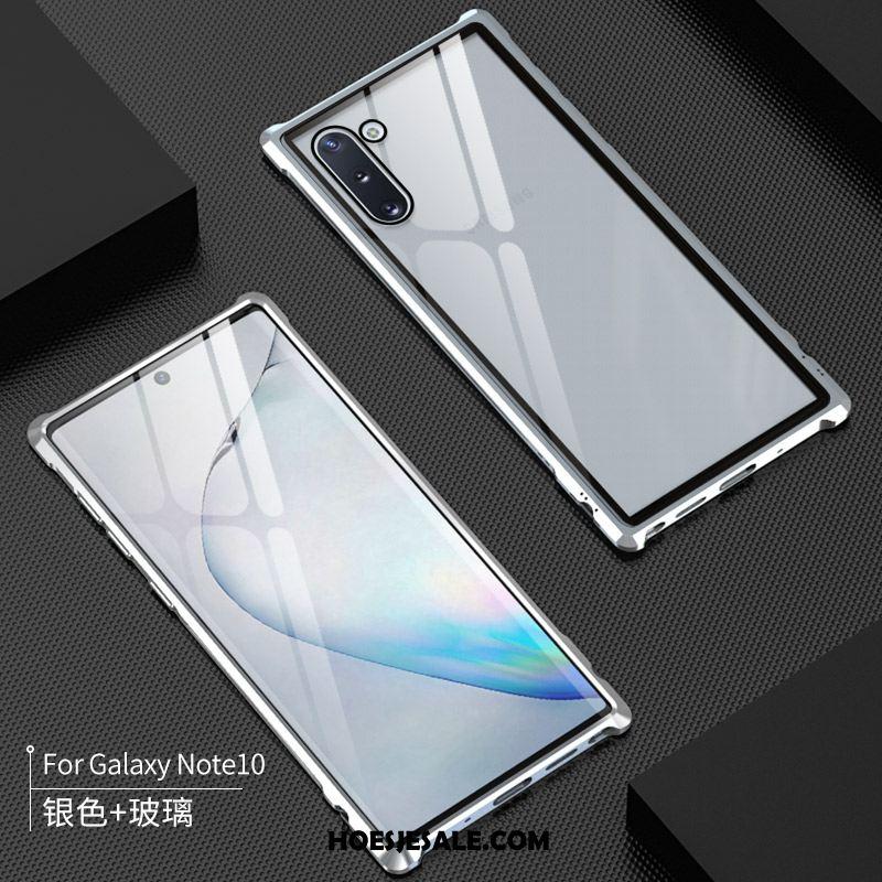 Samsung Galaxy Note 10 Hoesje Omlijsting Ster Hard Anti-fall Bescherming Goedkoop