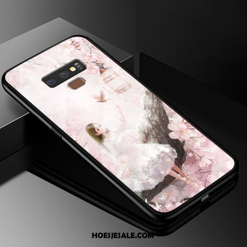 Samsung Galaxy Note 9 Hoesje Lovers Persoonlijk Hoes Scheppend Ster Sale