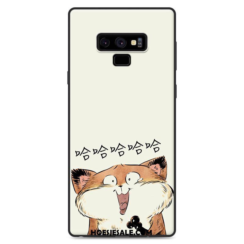 Samsung Galaxy Note 9 Hoesje Mobiele Telefoon All Inclusive Nieuw Geel Bescherming Online
