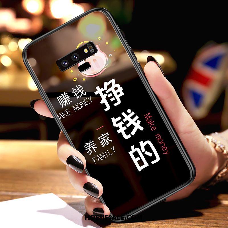Samsung Galaxy Note 9 Hoesje Mobiele Telefoon Ster Hoes Glas Wit Kopen