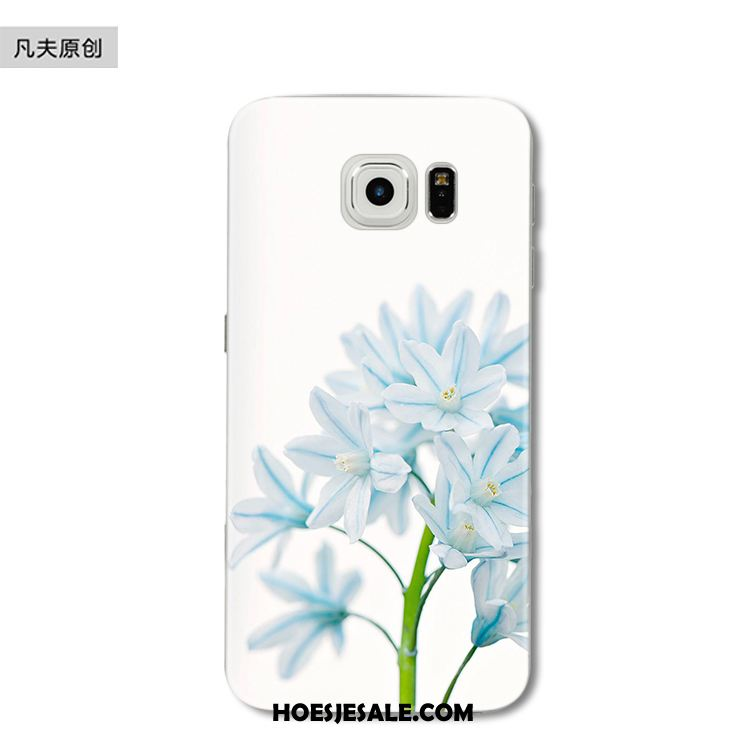 Samsung Galaxy S6 Edge Hoesje Eenvoudige Hoes All Inclusive Zacht Ster Online