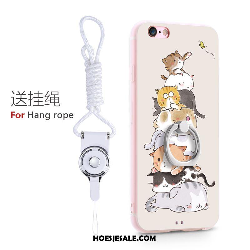 iPhone 6 / 6s Hoesje Trendy Merk Mobiele Telefoon Siliconen Anti-fall Persoonlijk Online