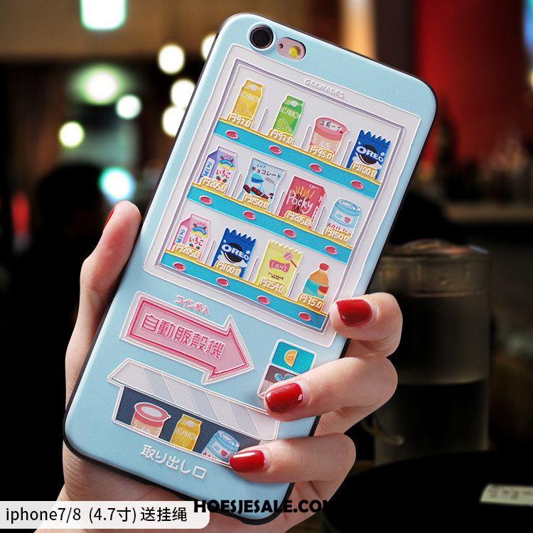 iPhone 6 / 6s Hoesje Zacht Hoes Trendy Merk All Inclusive Schrobben Online