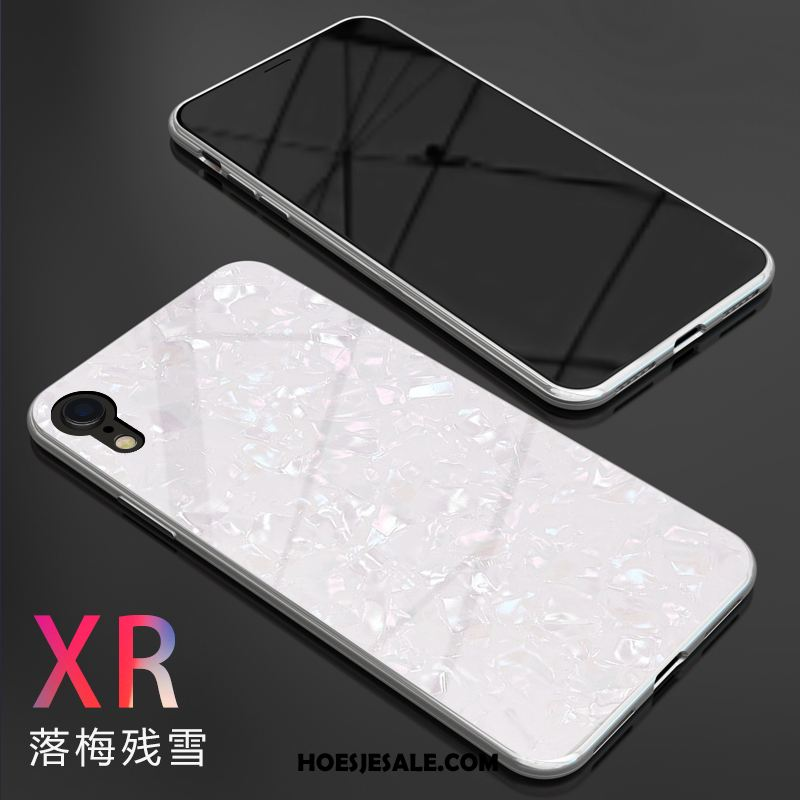 iPhone Xr Hoesje Mobiele Telefoon Nieuw Schelp All Inclusive Net Red Winkel