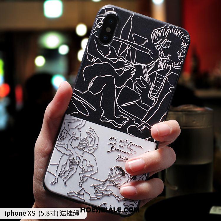 iPhone Xs Hoesje Hoes Bescherming Trend Nieuw Persoonlijk Online