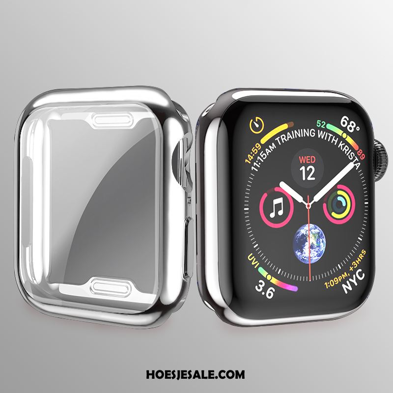Apple Watch Series 2 Hoesje Plating Bescherming Hoes All Inclusive Dun Sale