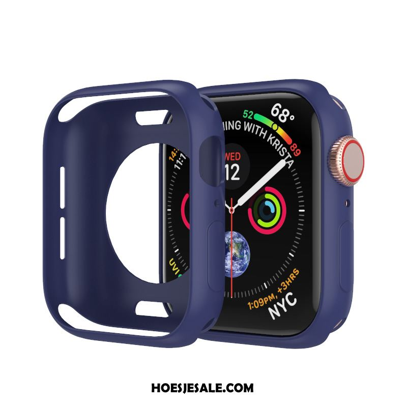 Apple Watch Series 2 Hoesje Siliconen Anti-fall Hoes Bescherming All Inclusive Korting