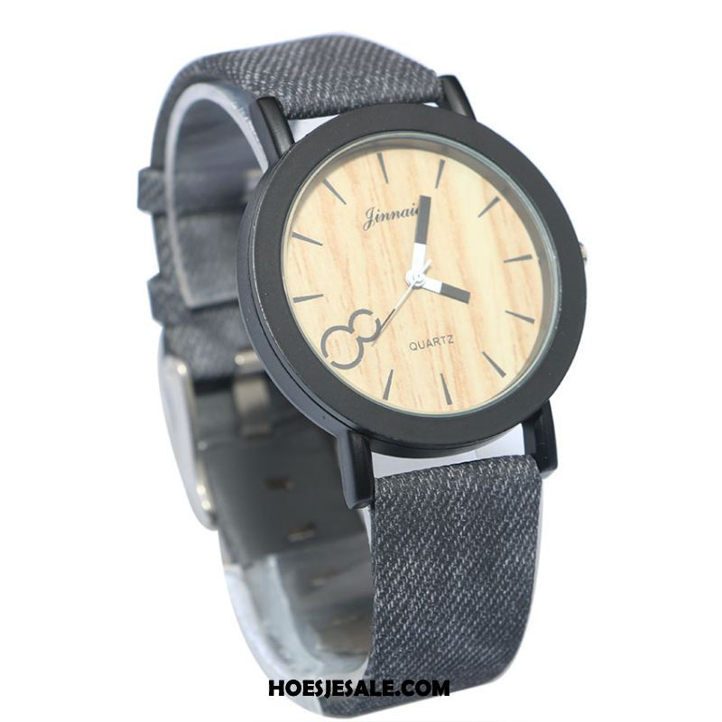 Horloges Heren Lovers Mode Mannen Mesh Horloge Online