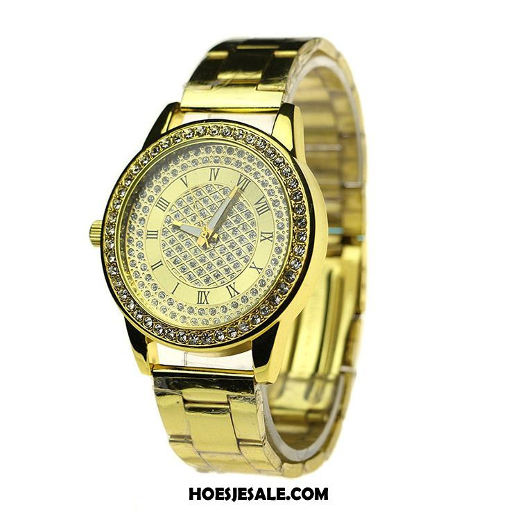 Horloges Heren Strass Groot Trend Mannen Mode Online