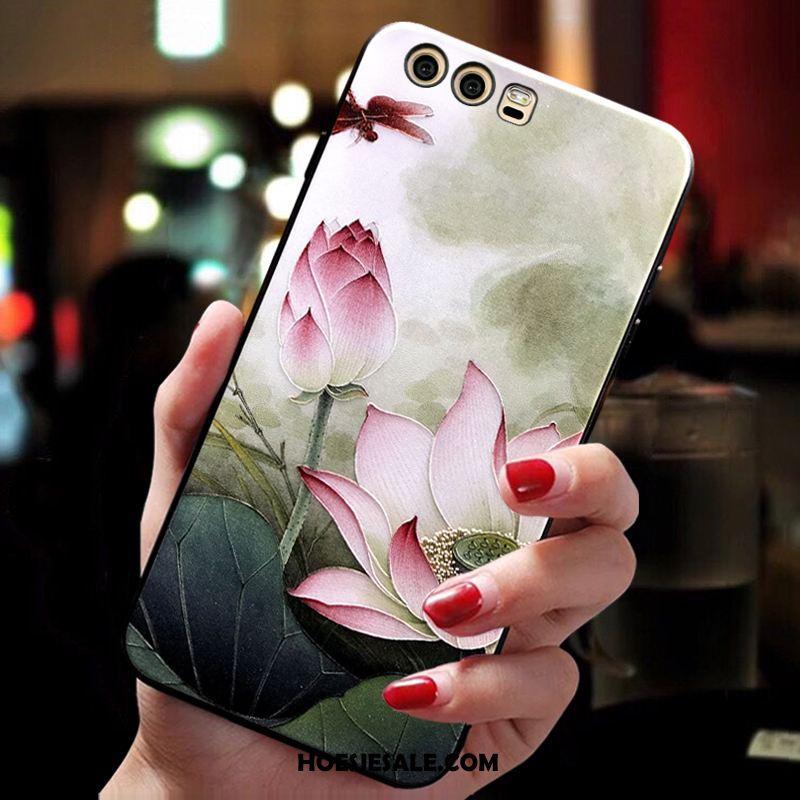 Huawei P10 Plus Hoesje Bescherming Anti-fall Nieuw Gesp Scheppend Kopen