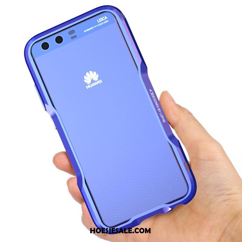 Huawei P10 Plus Hoesje Metaal Bescherming Hoes Persoonlijk Anti-fall Kopen