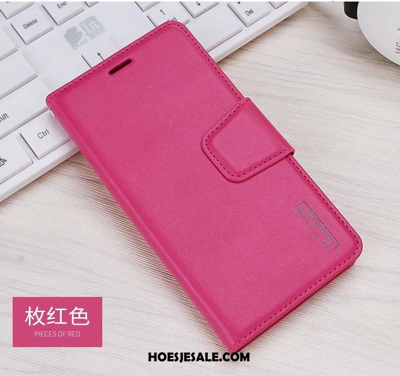 Redmi Note 9 Hoesje Clamshell Rood All Inclusive Siliconen Bescherming Kopen