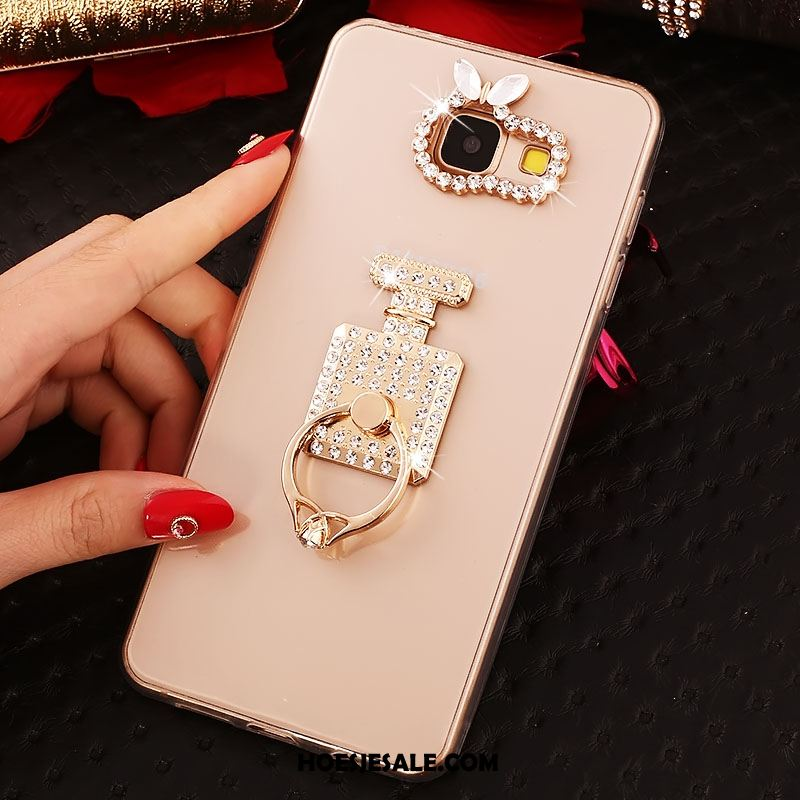 Samsung Galaxy A3 2016 Hoesje Anti-fall Gesp Strass Ring Hoes Kopen