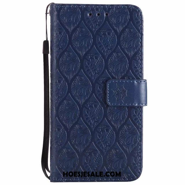 Samsung Galaxy A3 2016 Hoesje Bescherming Ster Siliconen Anti-fall Donkerblauw Korting