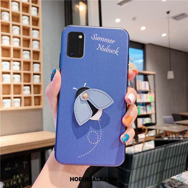 Samsung Galaxy A41 Hoesje Persoonlijk Siliconen Hoes Bescherming Anti-fall Korting