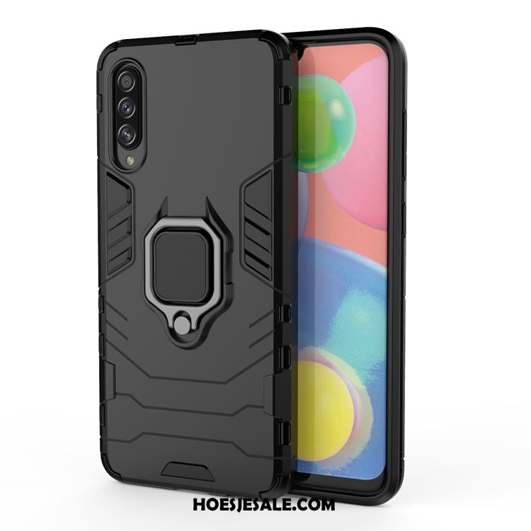 Samsung Galaxy A70s Hoesje Auto Zacht Anti-fall Hoes Magnetisch Online