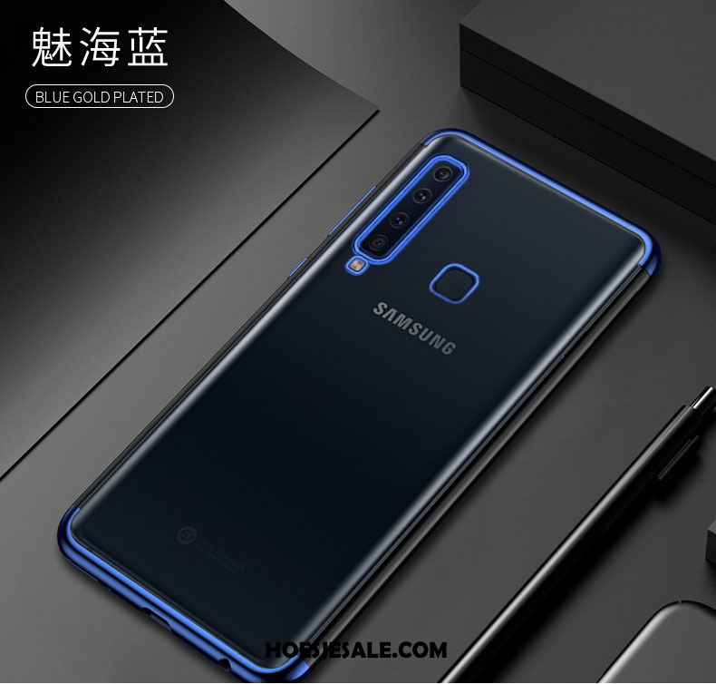 Samsung Galaxy A9 2018 Hoesje Anti-fall Plating All Inclusive Ster Mobiele Telefoon Online