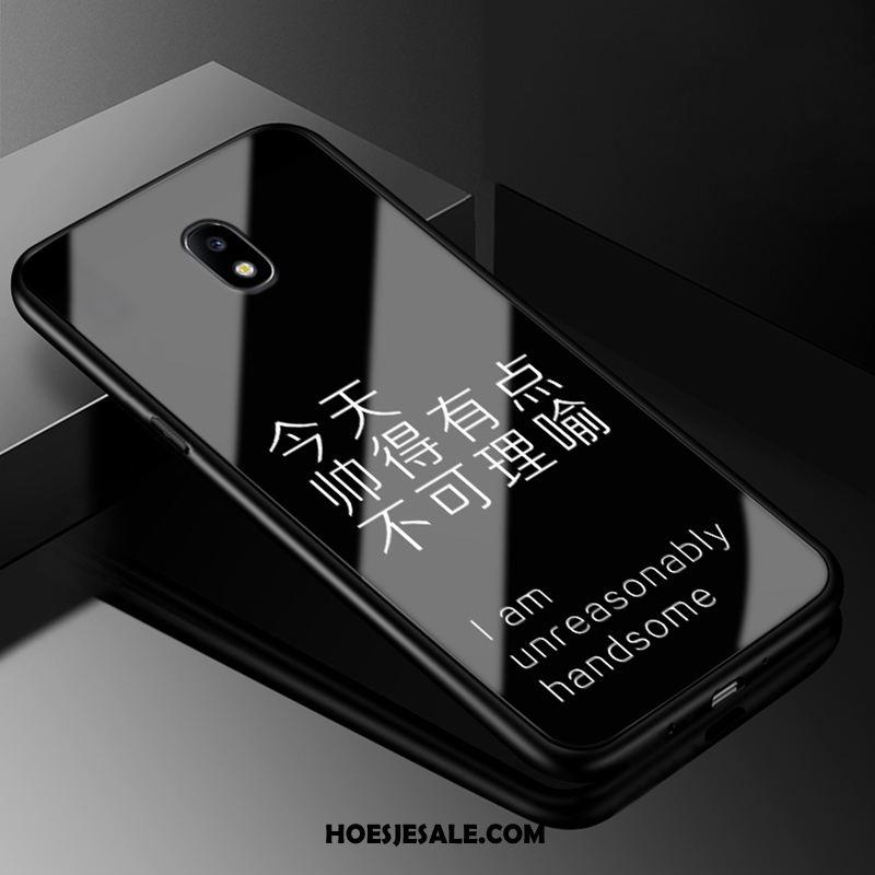 Samsung Galaxy J5 2017 Hoesje Eenvoudige Siliconen Bescherming Anti-fall Ster Goedkoop