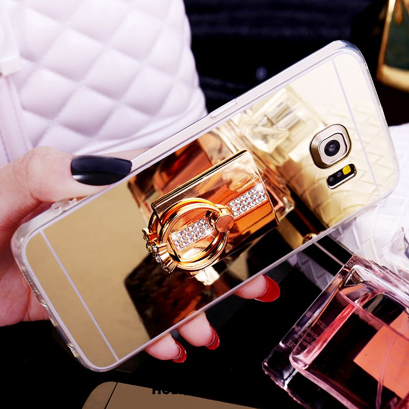 Samsung Galaxy S7 Hoesje Mobiele Telefoon Hoes Luxe Ster Strass