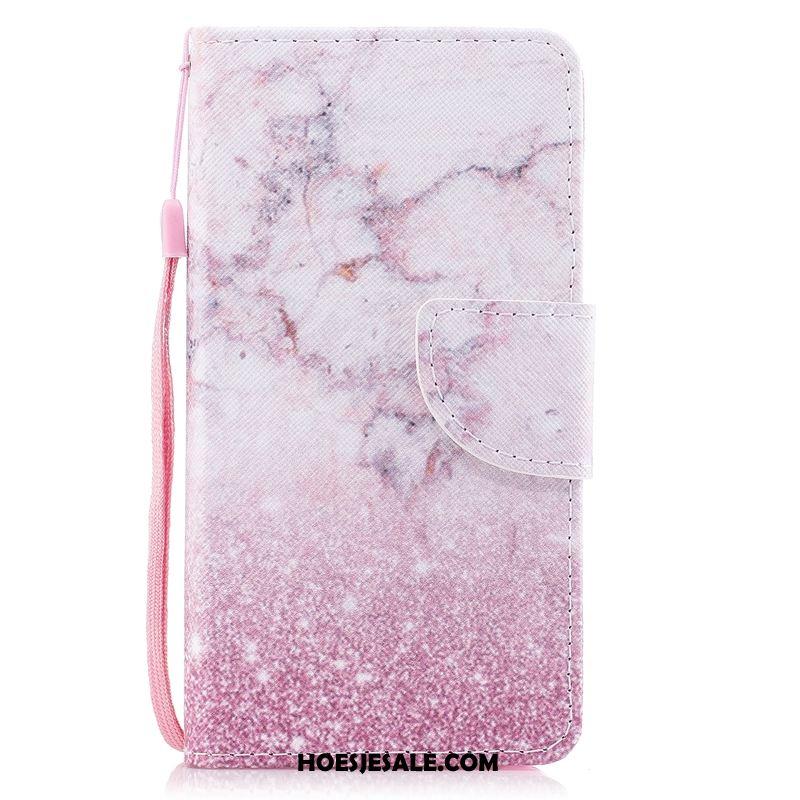 Samsung Galaxy S8 Hoesje Bescherming Folio Geschilderd Mobiele Telefoon Leren Etui Kopen
