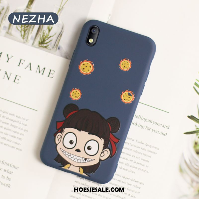 Xiaomi Redmi 7a Hoesje All Inclusive Rood Dun Zacht Hoes Kopen