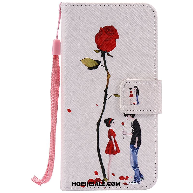 iPhone 8 Hoesje Mobiele Telefoon Siliconen Hoes Clamshell Hanger Sale