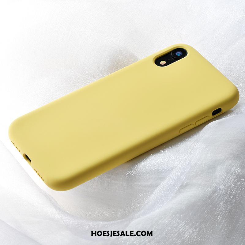iPhone Xr Hoesje Zacht Super Trendy Merk All Inclusive Siliconen Sale